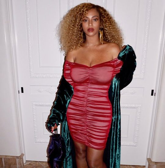 Beyoncé at 35: Her best style looks through the years