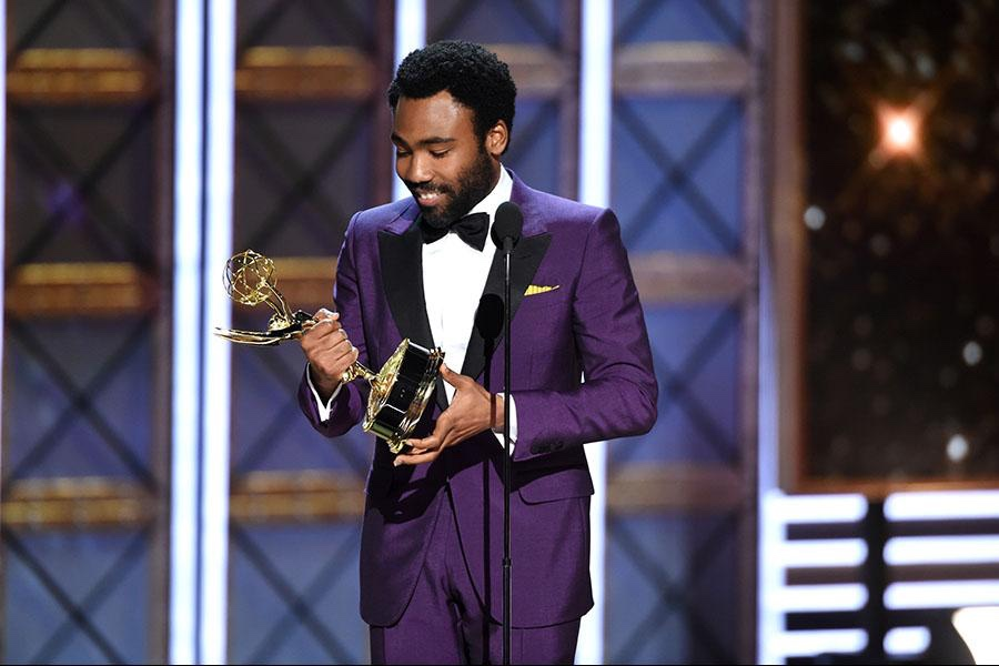 Did these award winners just make history at the Emmys 2017?
