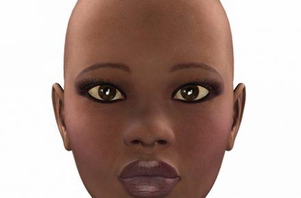 12707653 - illustration of the face of an african female isolated on a white background Let's get talking about hair loss: Alopecia Awareness Month