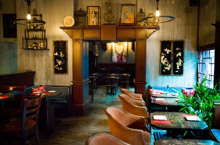 "Eat and drink like a ""Courtesan"" in the heart of Brixton"