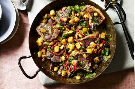Dish of the week: Easy tray bake Moroccan Lamb