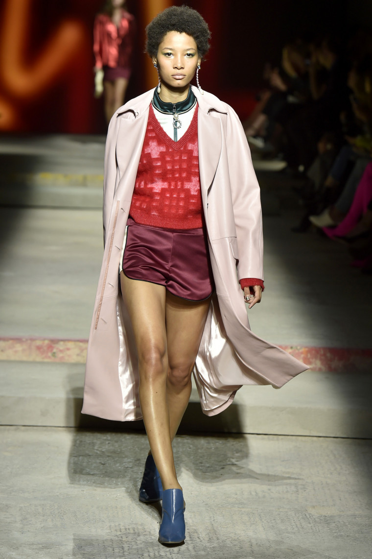 The hottest looks from TOPSHOP London Fashion Week show