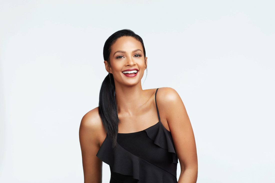 Alesha Dixon talks beauty with Debenhams