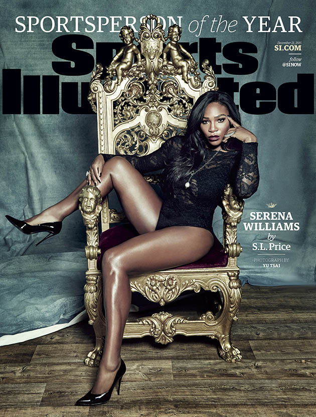 10 Times Serena Williams slayed and served