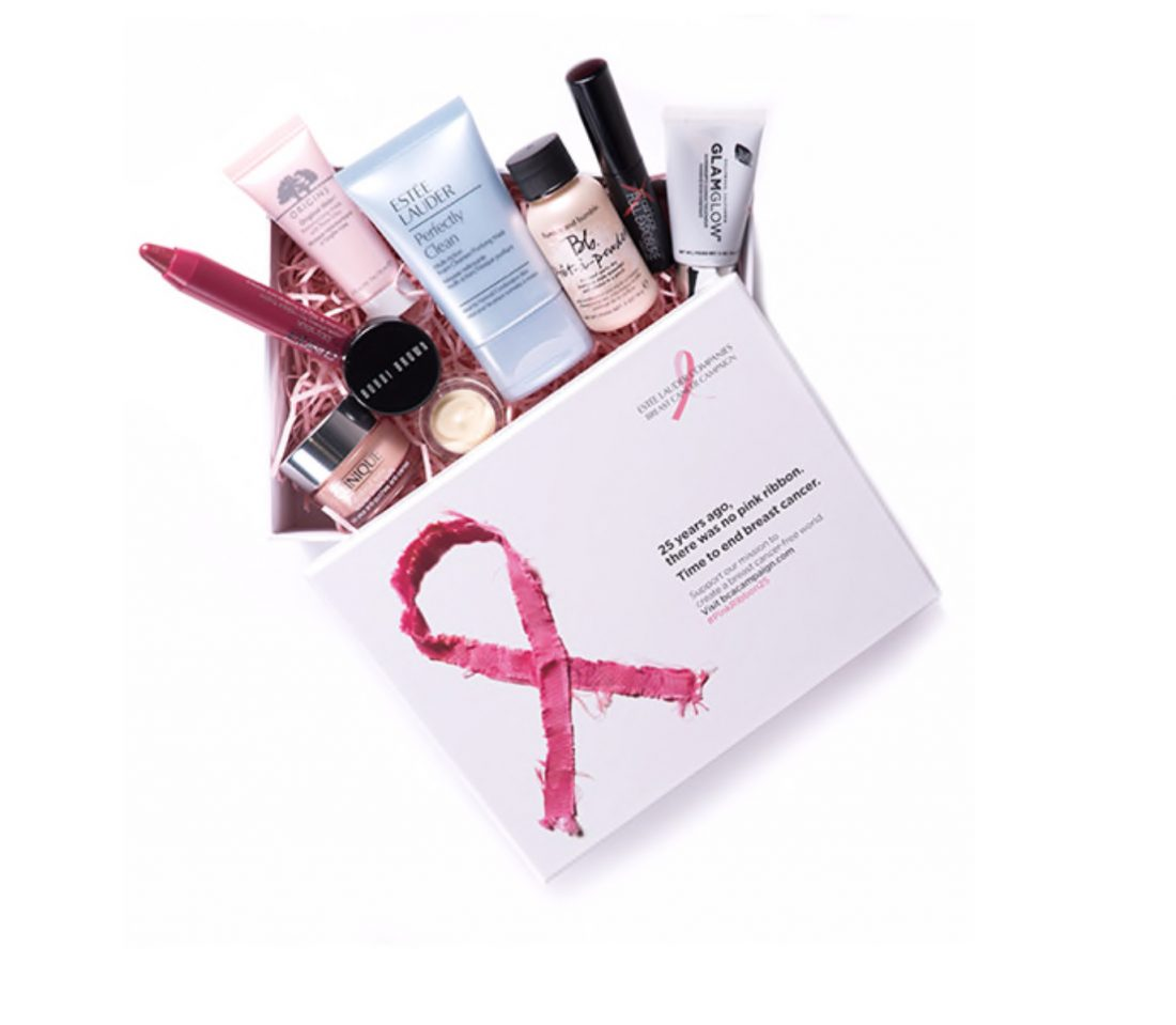 15 beauty products to support Breast Cancer Awareness month
