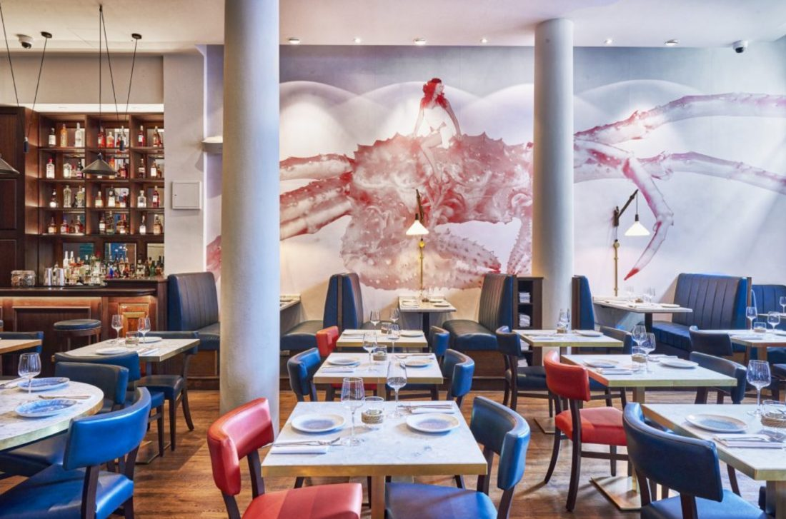 Top restaurants to enjoy #Seafoodweek