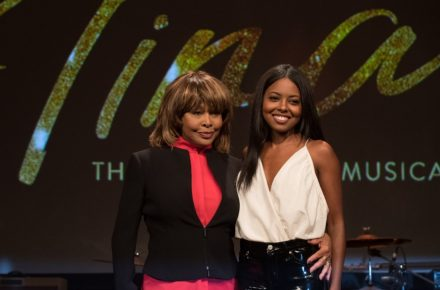 """I am honoured to play Tina Turner in West End"" says Adrienne Warren"