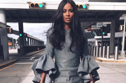 Celebrity Style Crush: 10 times Ciara served stylish looks