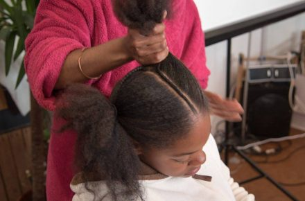 Join the hair care revolution: popup event