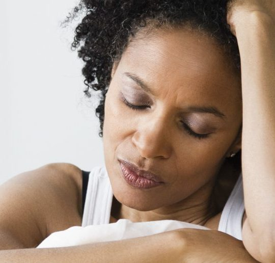 Could those health symptoms be signs of the menopause?