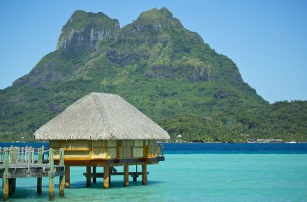 Bucket list goals: Overwater bungalow holiday in Tahiti