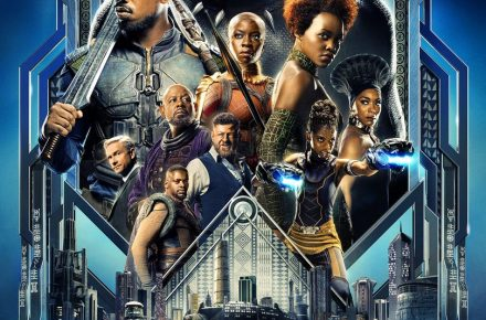Marvel releases Black Panther poster and teaser trailer