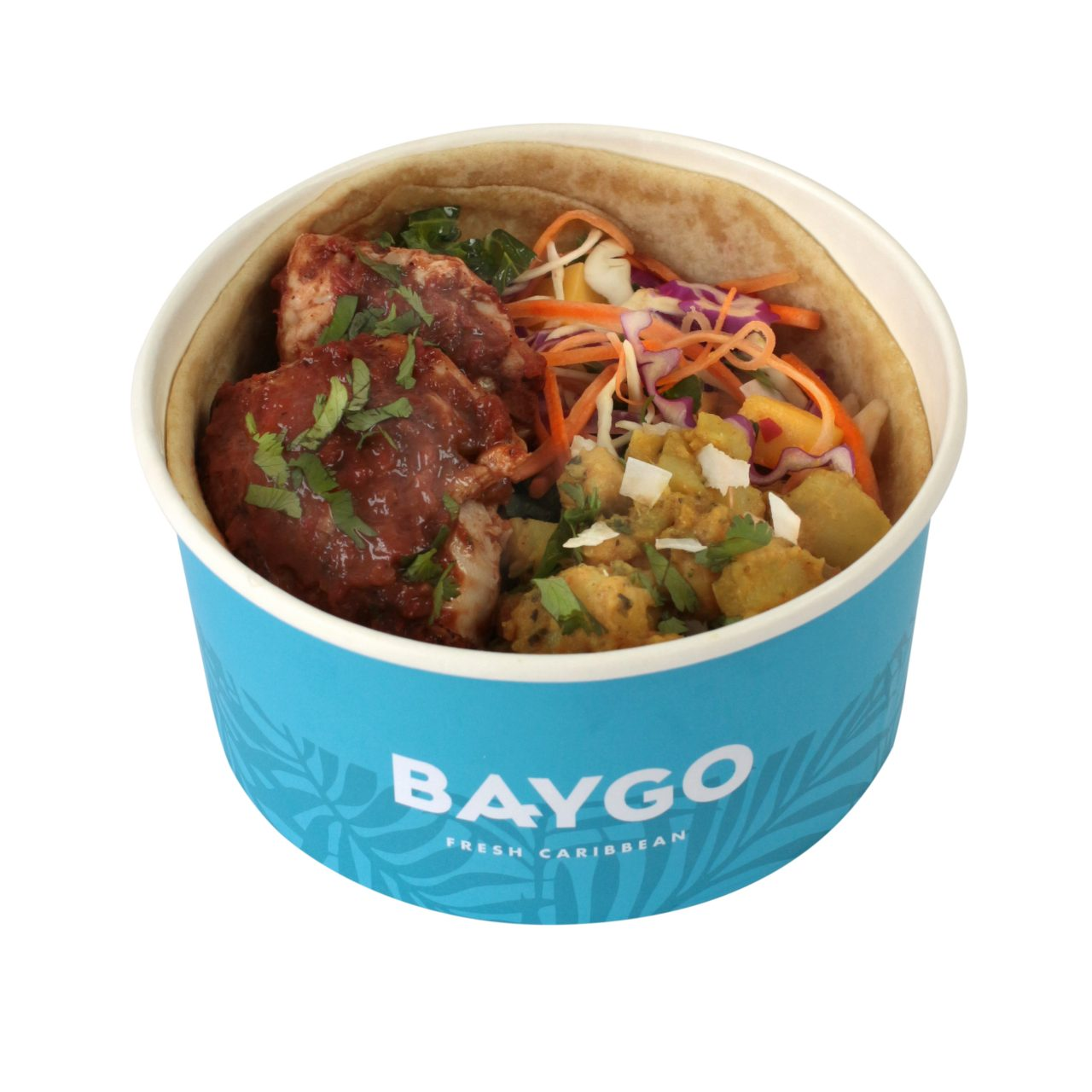 The way to go is BAYGO: Caribbean takeaway in the city