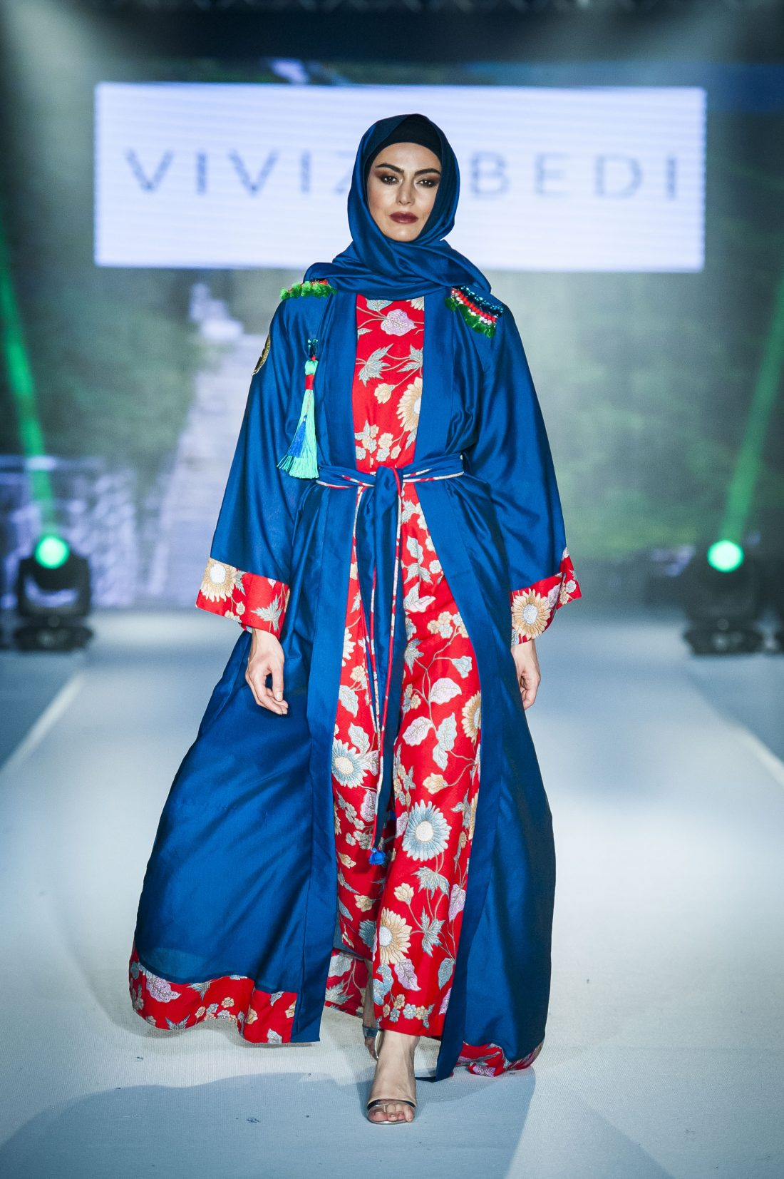 London couture catwalks take Modest Fashion to the next level