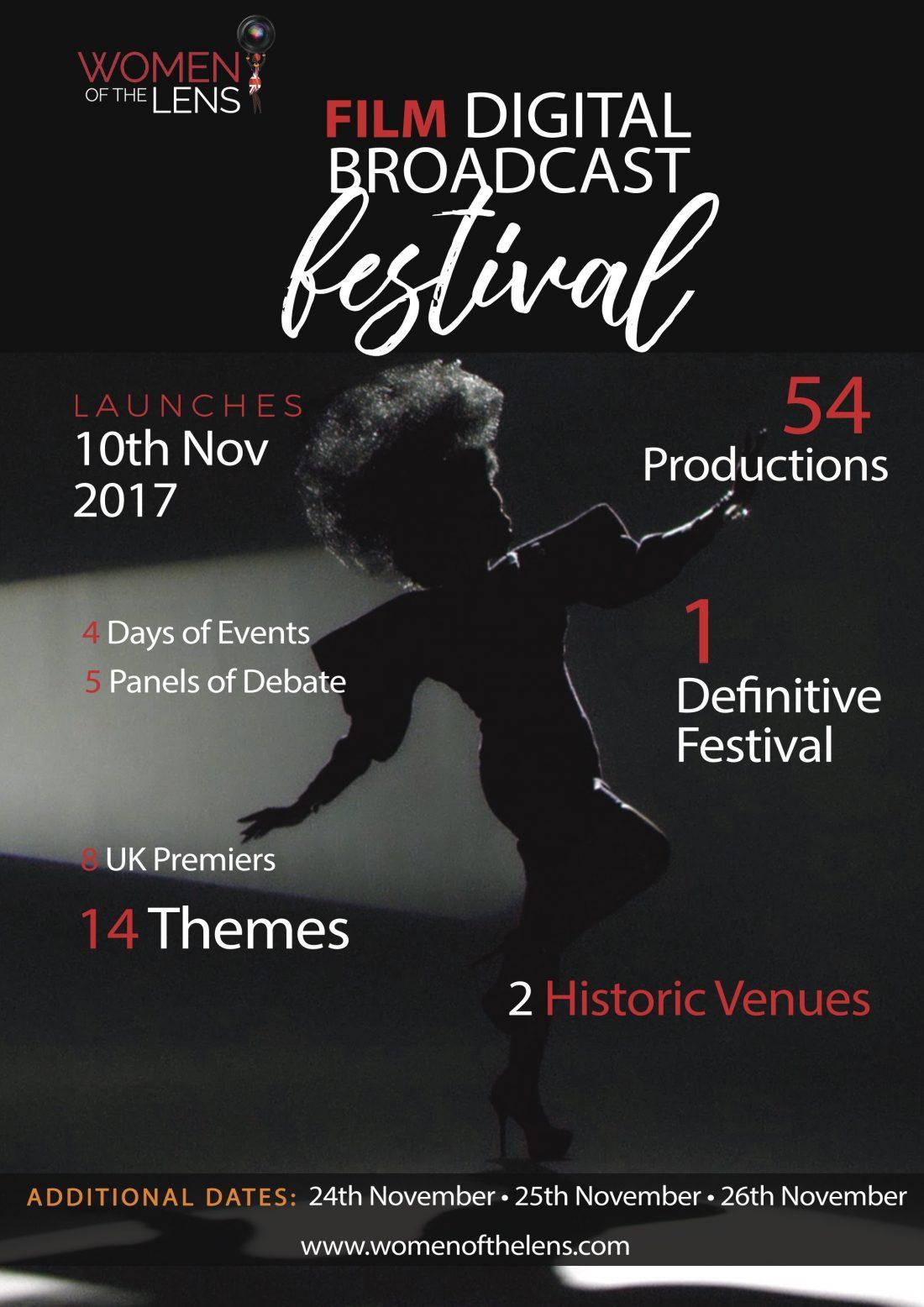 Don't miss the Women of the Lens festival