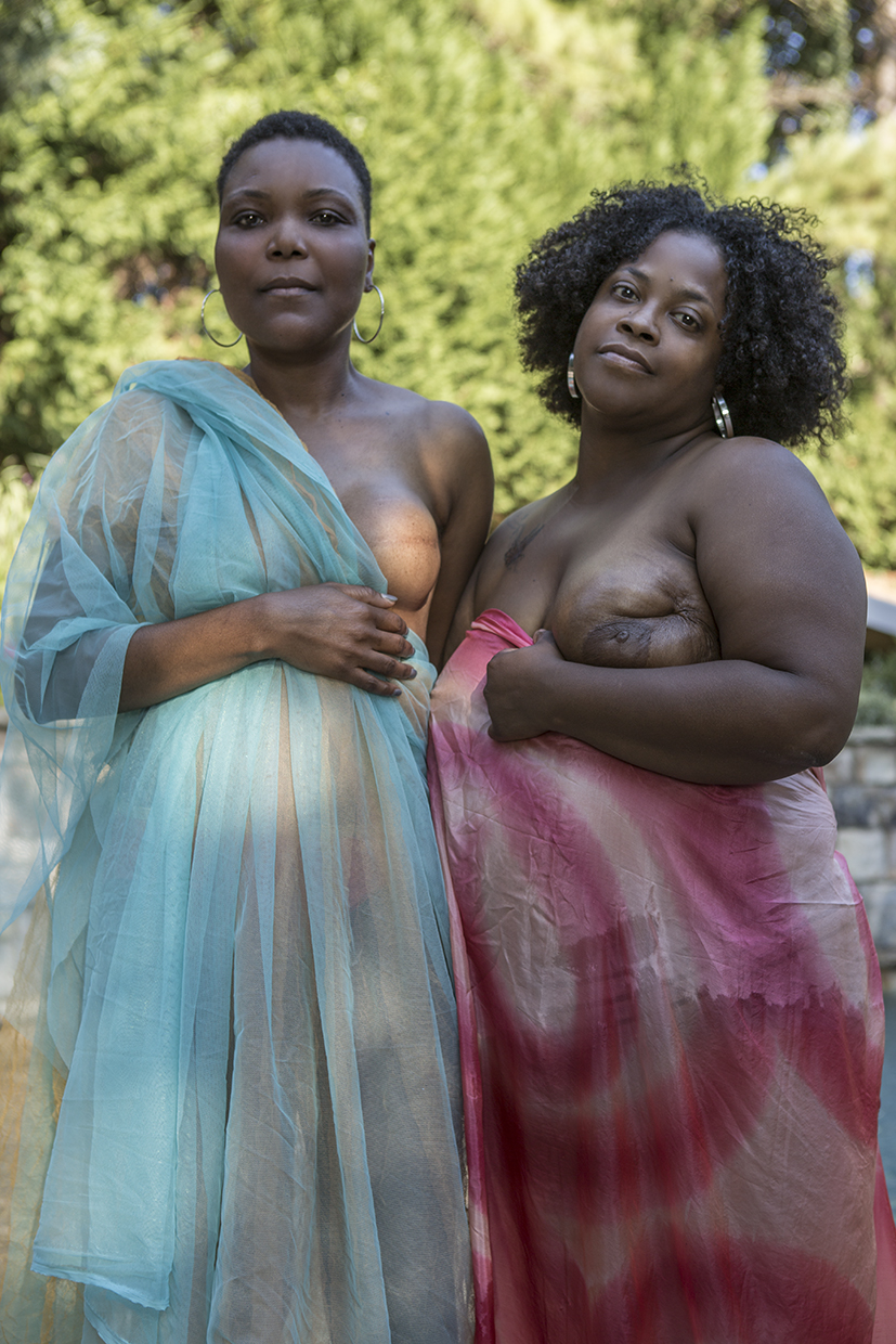 Courage and beauty: meet the goddesses of the Grace Project