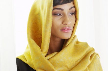 33766382 - beautiful african woman wearing gold head scarf in bright room Is your marriage recognised by law? New doc explores Nikah marriages