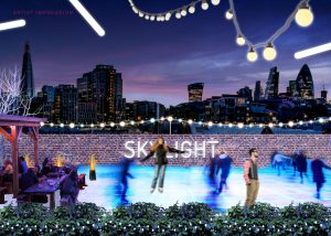 Skylight: East London's really cool hangout