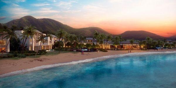 Park Hyatt Hotel lands on St Kitts