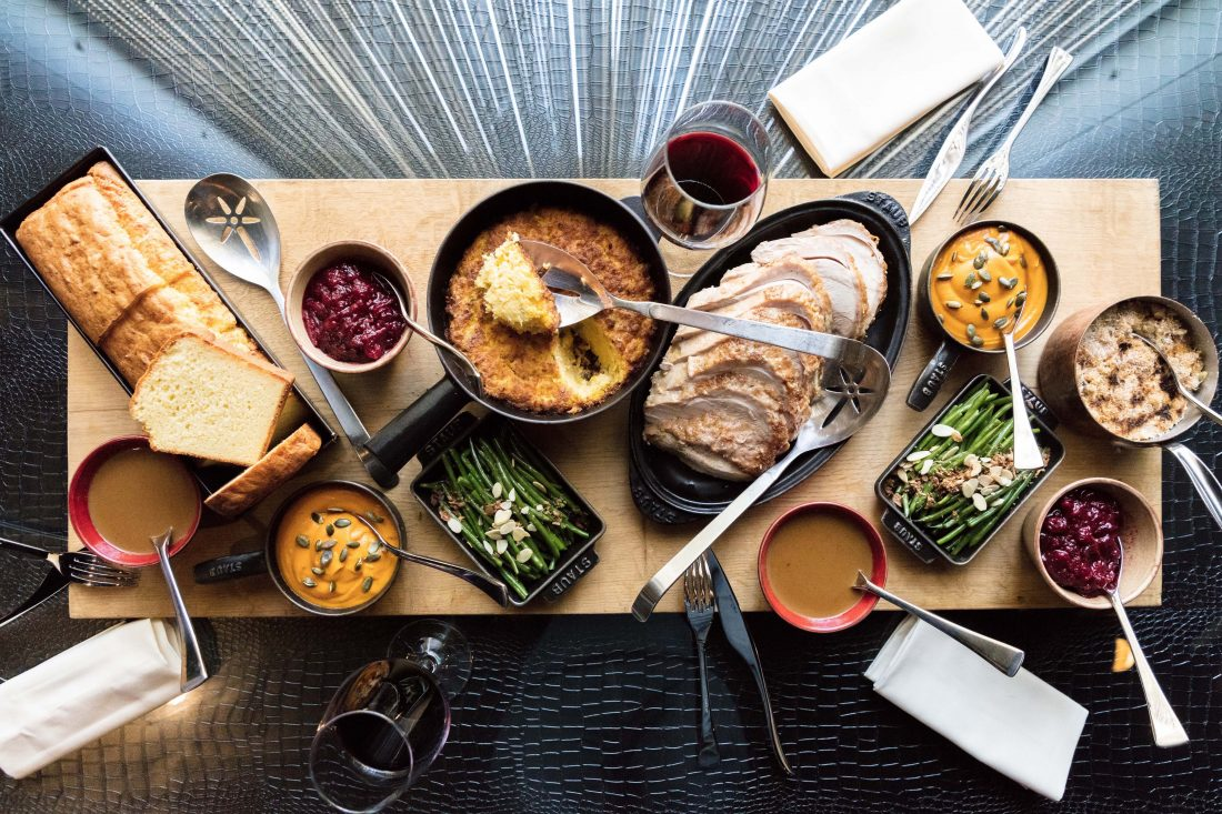 Where to celebrate Thanksgiving in London this year