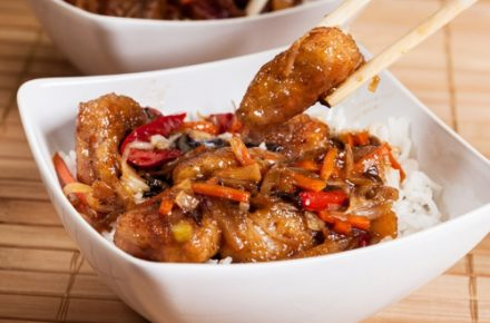 Dish of the week: Sweet & Sour Pork with Ginger