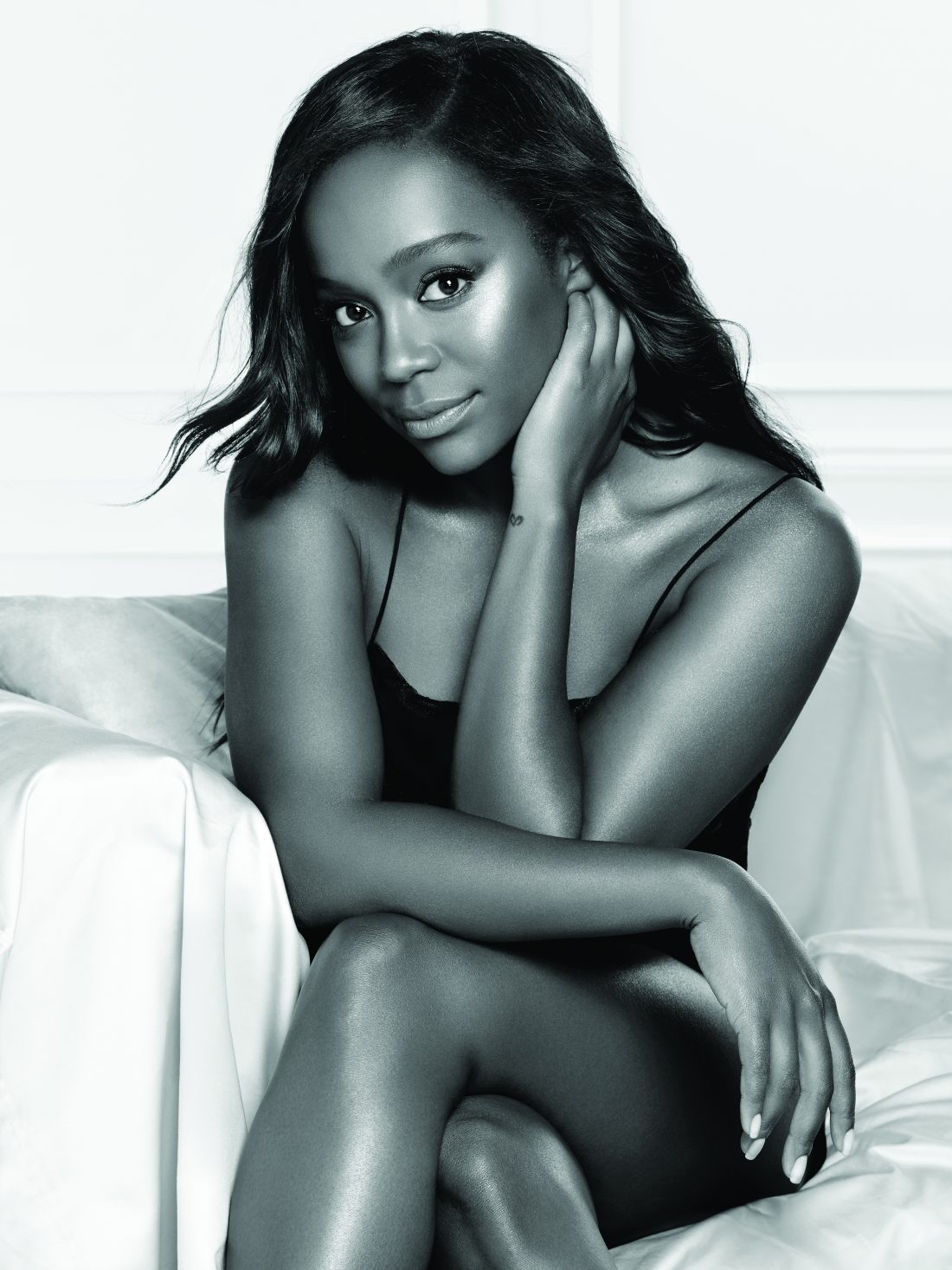 Aja Naomi King is worth it: latest L'oréal Paris spokesperson