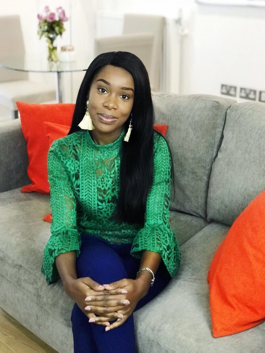 Fashion is art but it is a business too: spotlight on Frederica Boateng