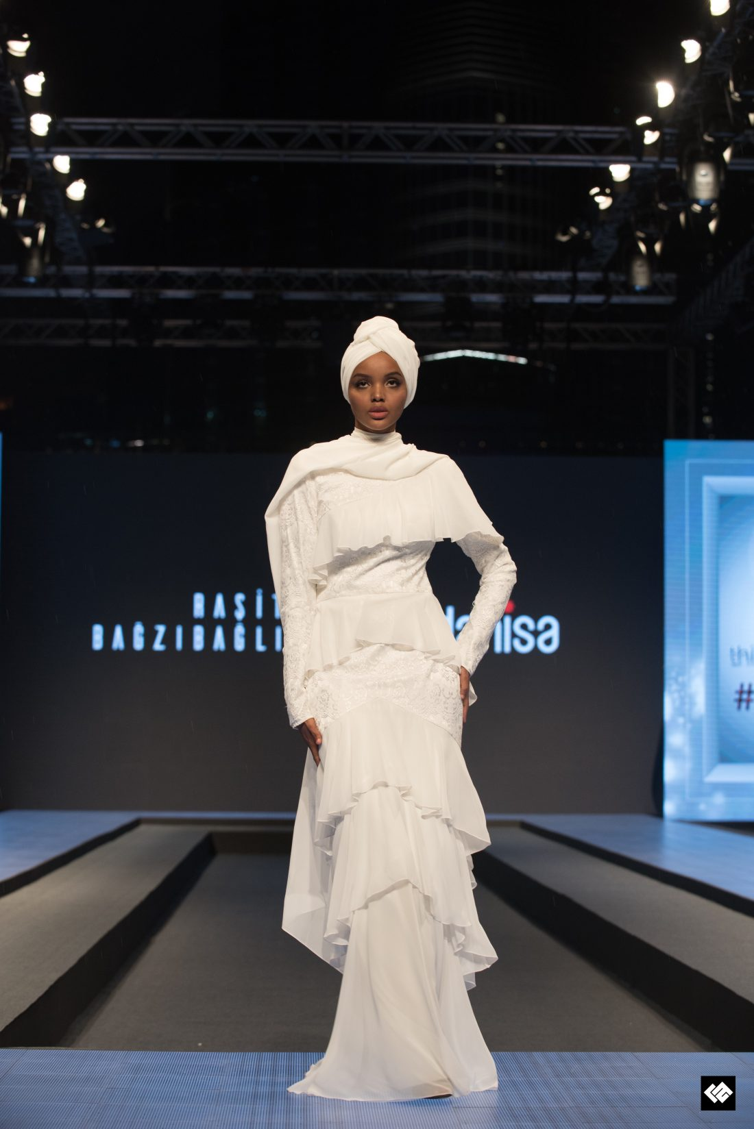 Supermodels call for greater tolerance of diversity at Modest Fashion Week