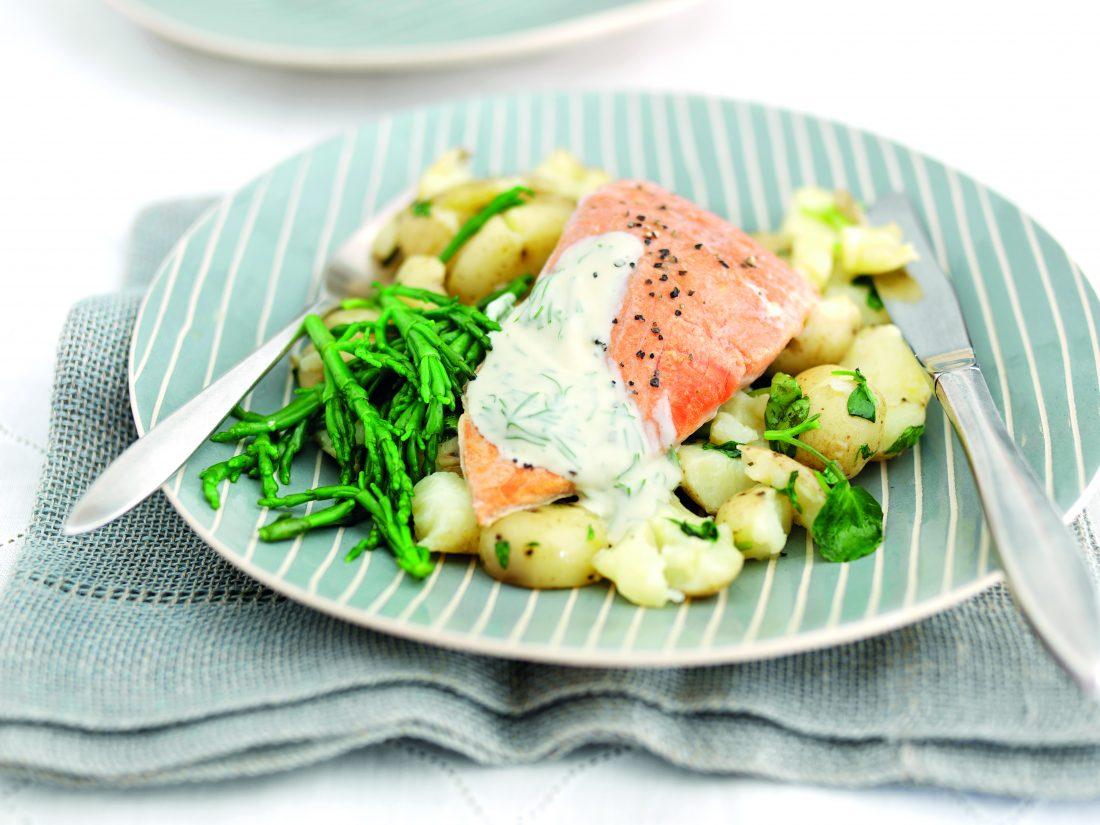 Dish of the week: Wild Alaskan Salmon