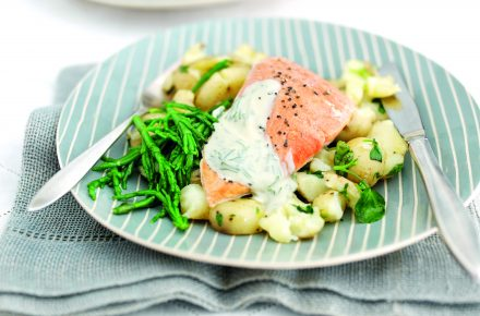 Dish of the week: Wild Alaskan Salmon