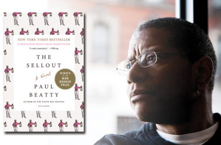 Book review: The Sellout by Paul Beatty Credit Alex Welsh for The New York Times
