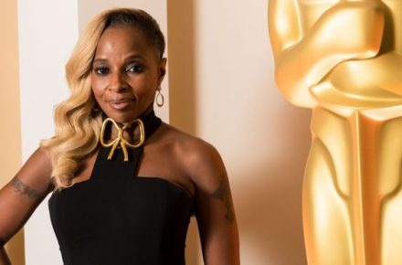 Oscar bound? Woman of the Moment: Mary J. Blige