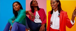 FASHION,DEBENHAMS,POP OF COLOUR