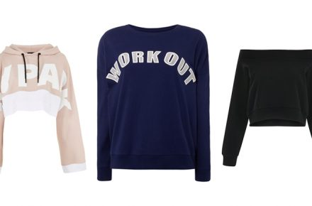 Look the part for your New Year healthy resolution: Athleisure fashion