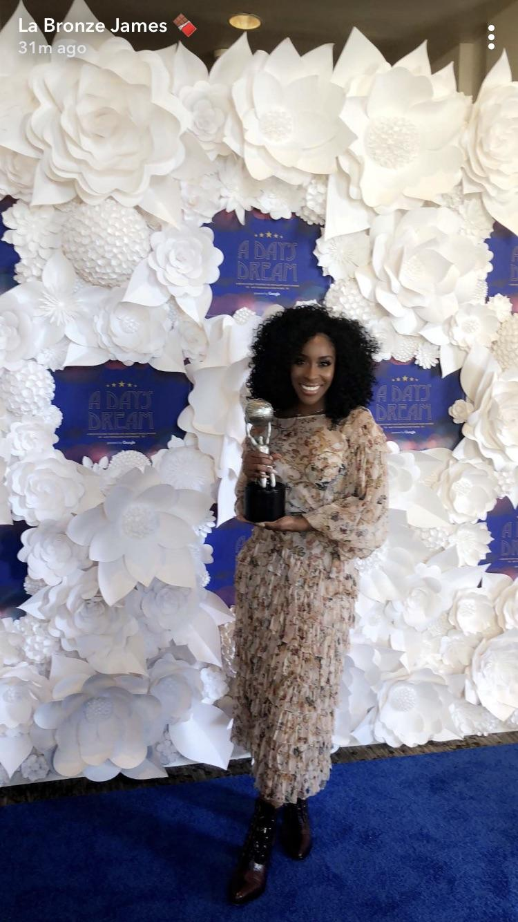 Top influencer Jackie Aina wins first NAACP YouTuber Award