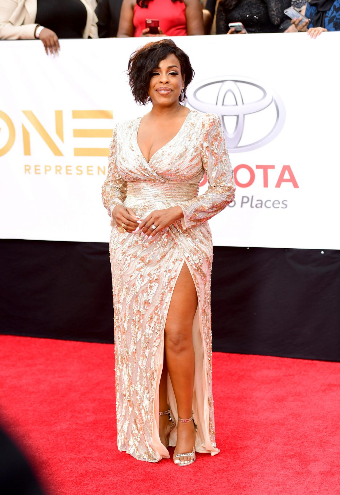 Best Dressed at the NAACP Image Awards 2018
