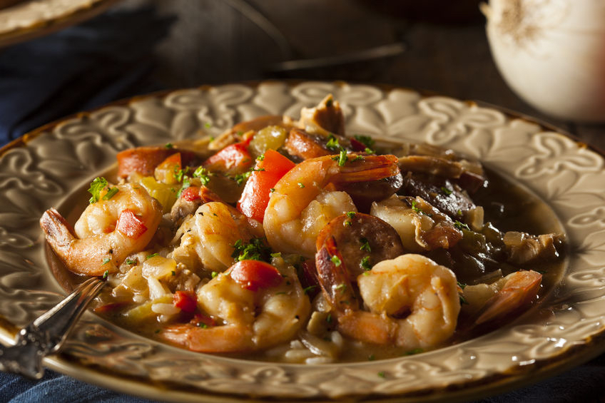 Dish of the week: Shrimp and sausage Gumbo