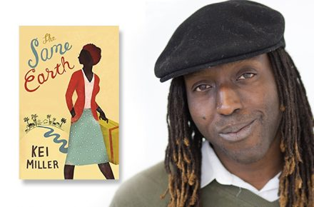 Book review: The Same Earth by Kei Miller