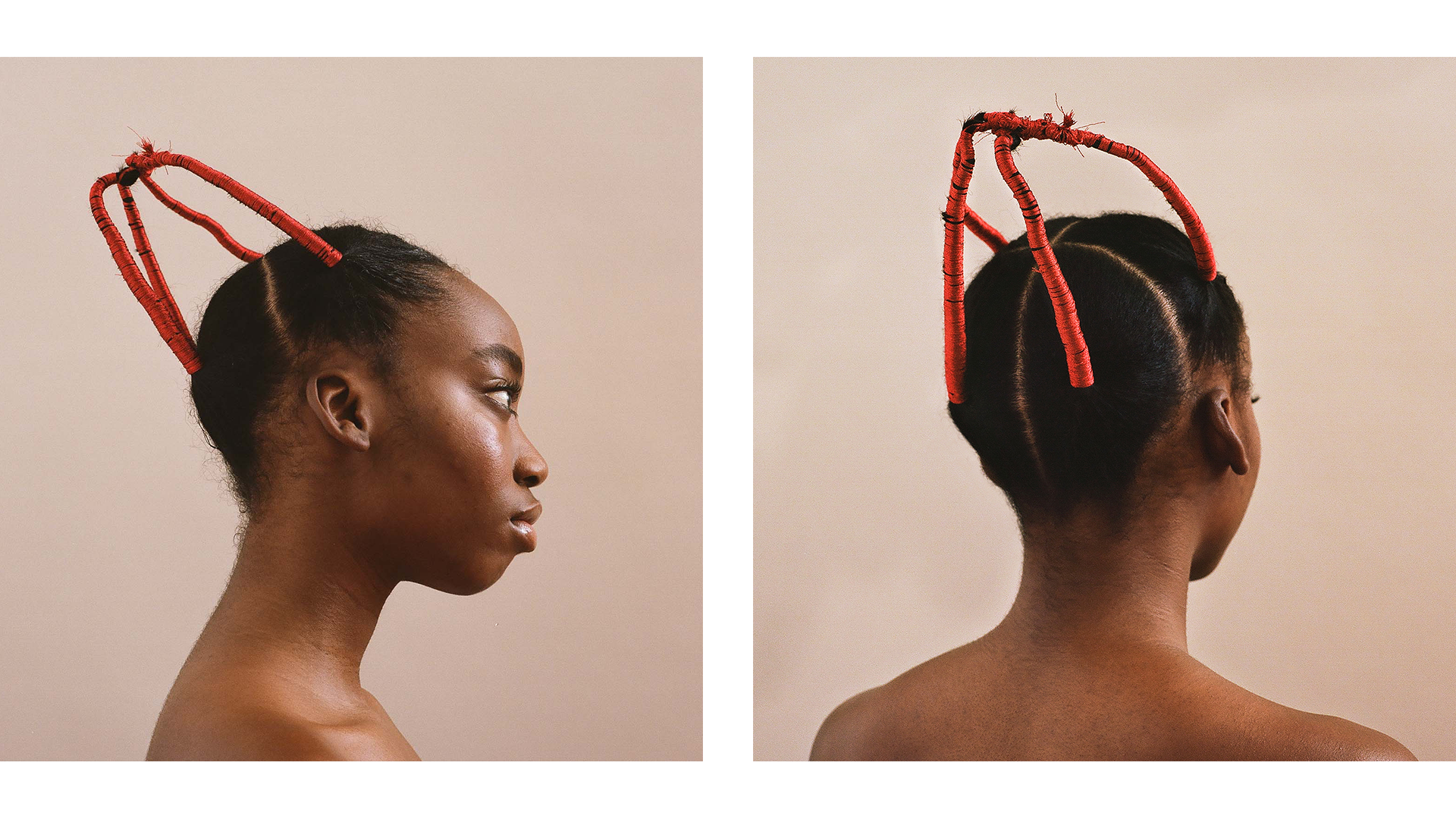 Is Afro hair threading the next big retro hairstyle to make a comeback?