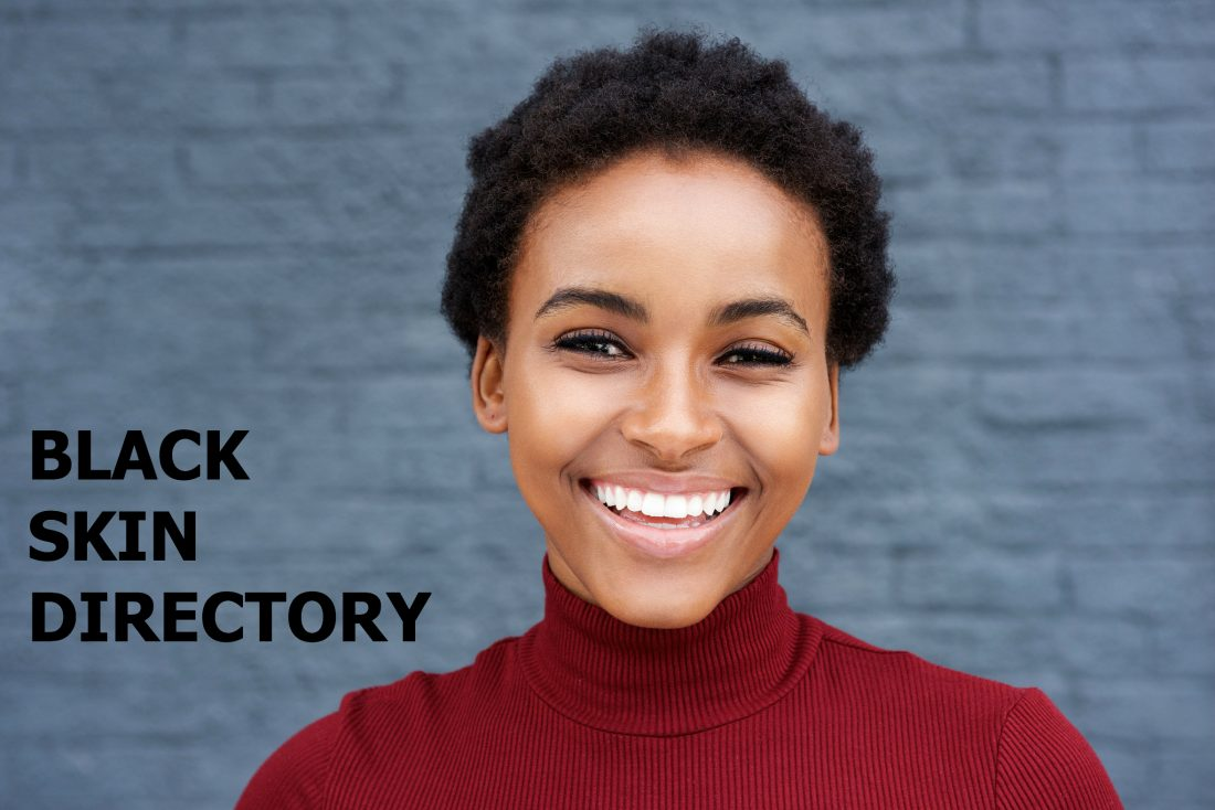 Dija Ayodele's Black Skin Directory for Women of Colour