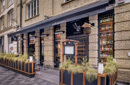 Heddon Street's Hidden Gem – Sakagura London