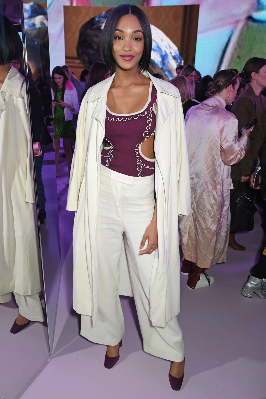 London Fashion Week AW18: 8 Best dressed celebs