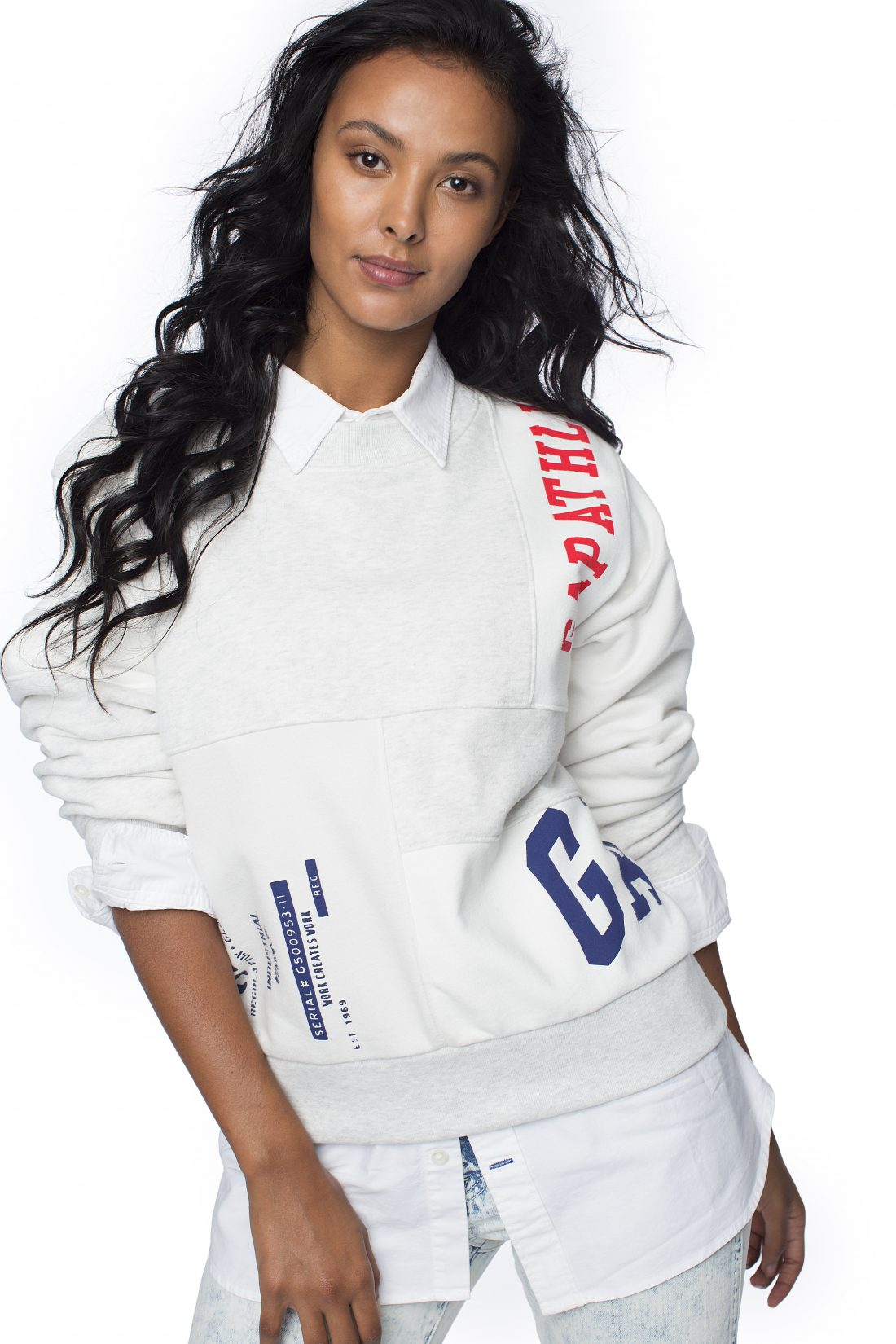 SZA and Maya Jama mix it up in new Gap 'Logo Remix' campaign