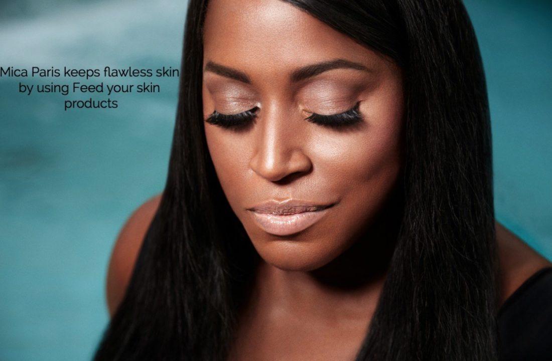 Mica Paris' style and beauty secrets revealed