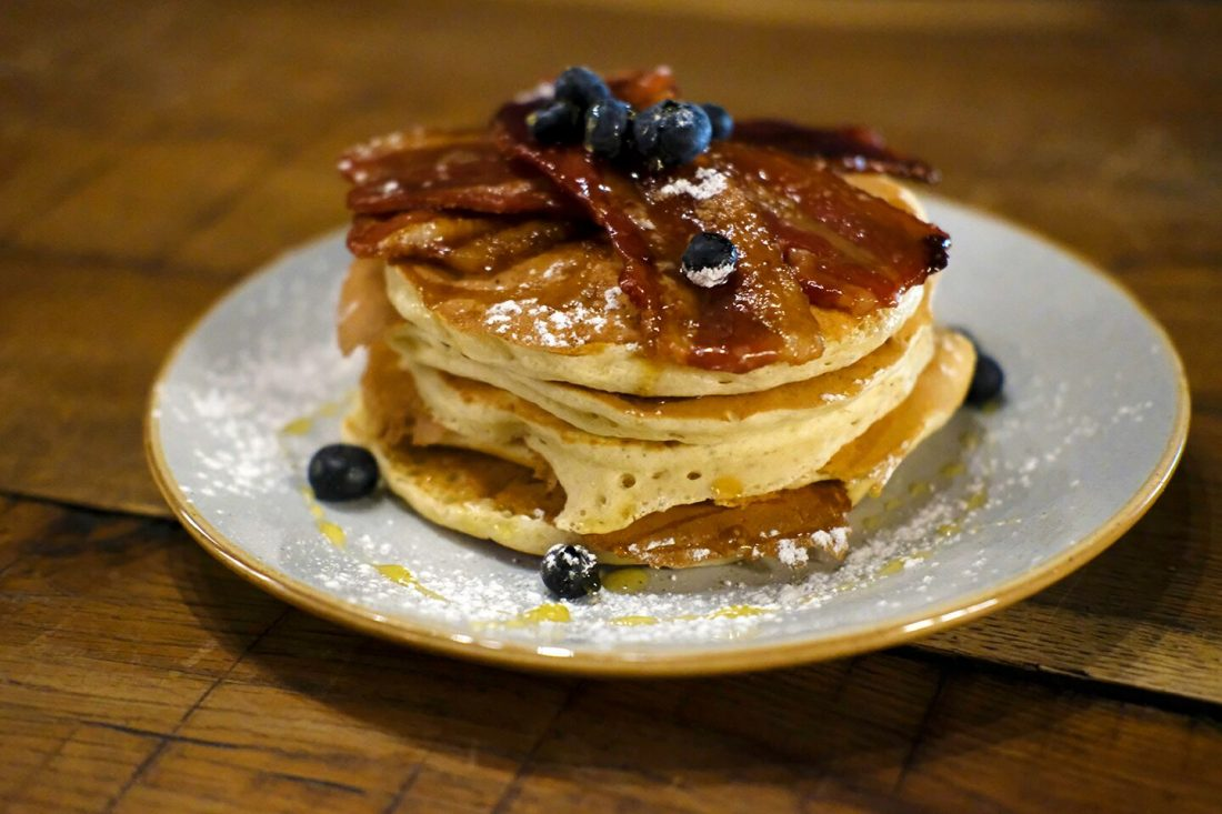 Where to eat the best pancakes in London