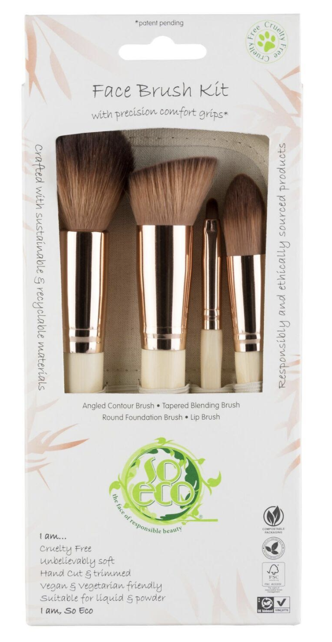 Four eco-friendly beauty brands you need in your makeup bag