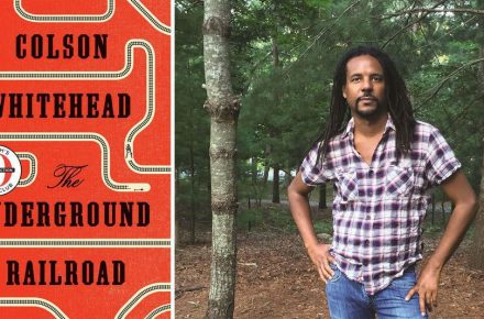 Reviewing: The Underground Railroad by Colson Whitehead