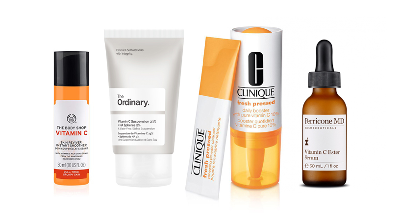 Four best vitamin c serums: decoded
