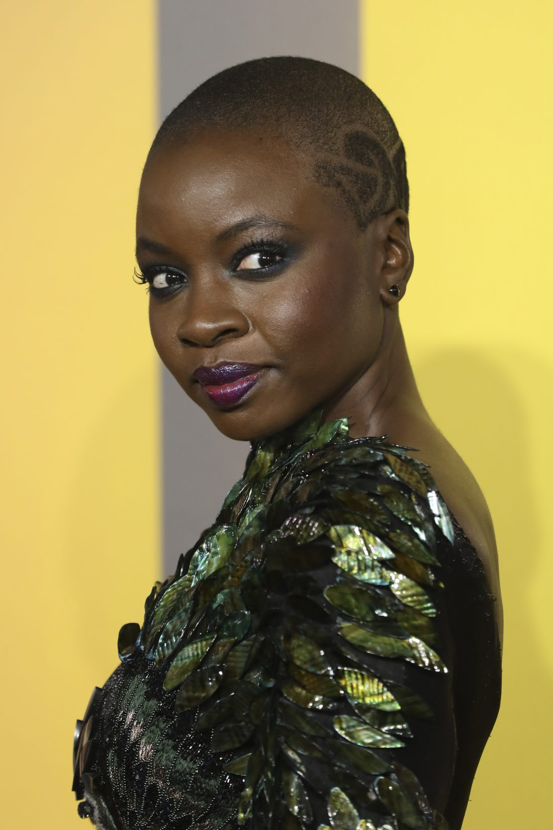 Black Panther star Danai Gurira: Call me by my name!