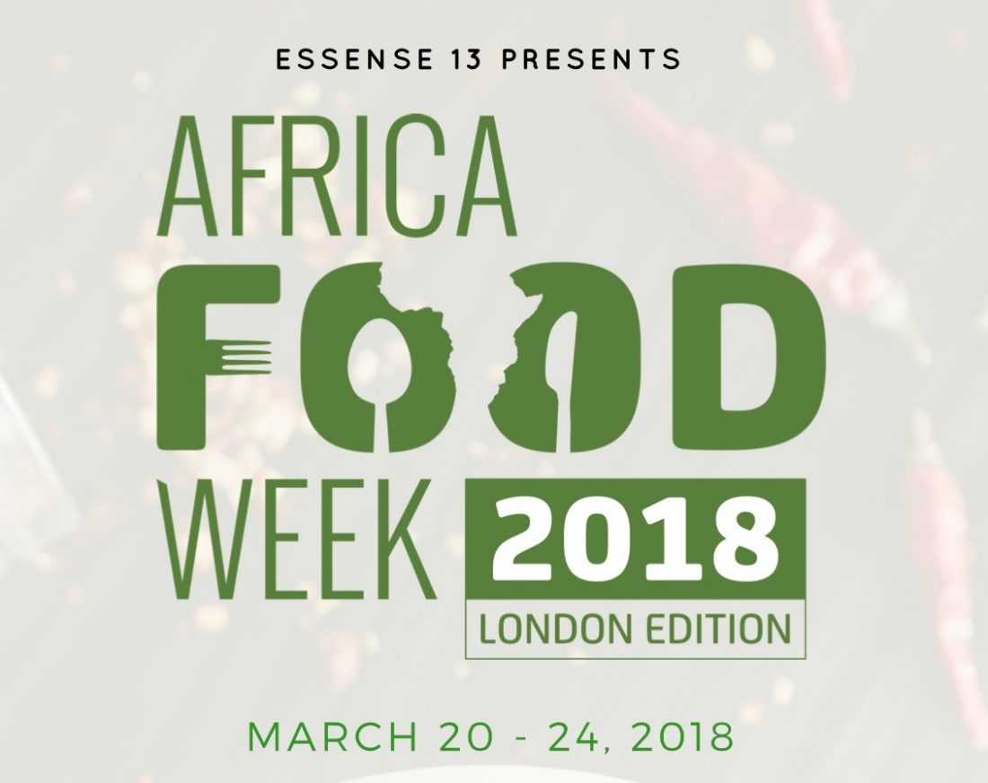 Cuisine from the Motherland in the spotlight at Africa Food Week London